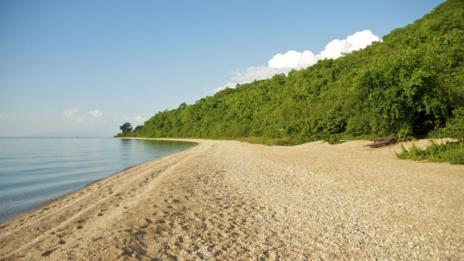 The shoreline of Lake Tanganyika (Thinkstock)