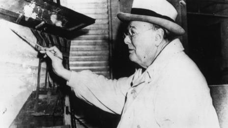 Winston Churchill (Alamy)