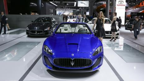 2014 New York International Auto Show