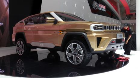 Beijing Auto BJ100
