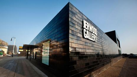 Jerwood Gallery, Hastings (Parker Photography/Alamy)