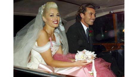 Gwen Stefani and Gavin Rossdale (Zandarin and Allen/Rex)
