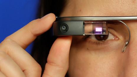 Google Glass (AP Photo/Seth Wenig)