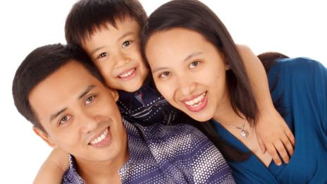 Lovelyn Joyce S. Ocampo-Garcia and her husband bought a small house on a large lot.