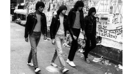 Ramones,1978 (AF archive/Alamy)