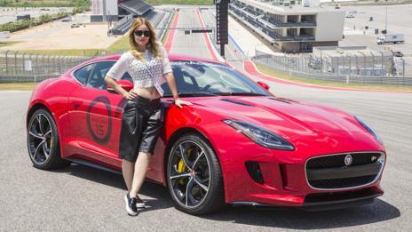 (Jaguar Cars)