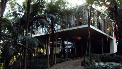 Casa da Vidro (Thiago Esperandio/Ministério da Cultura/ CC BY 2.0)