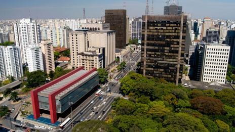 The Museu de Arte de São Paulo (SambaPhoto/Paulo Fridman/Getty)