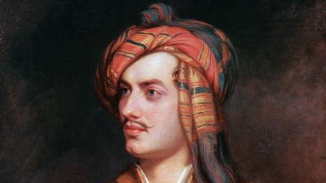 Lord Byron (Getty Images)