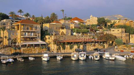 Many Lebanese work in the Gulf but return to Beirut to rest. (Gavin Hellier/JAI/Corbis)