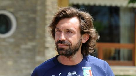 Andrea Pirlo (Claudio Villa/Getty Images)
