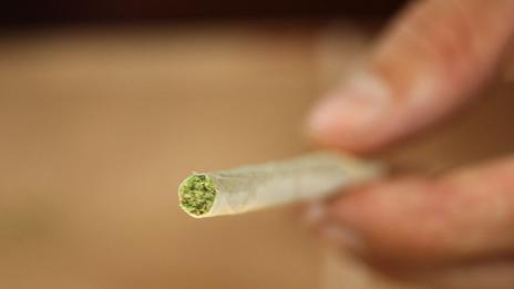 A city's marijuana use can be estimated from its sewage (Getty Images)