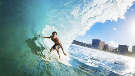 Surfer (Thinkstock)