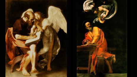 Caravaggio (Wikipedia/Paul Hermans/CC-PD-Mark)