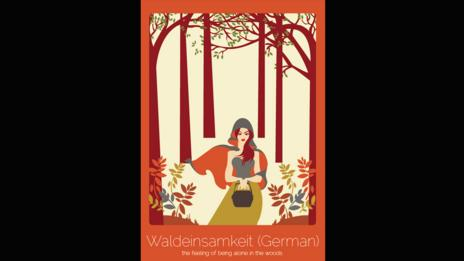 Waldeinsamkeit (German)