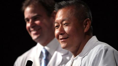 Peter Rhee (right) (Thinkstock)