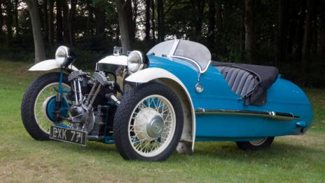 1935 Morgan Super Sport
