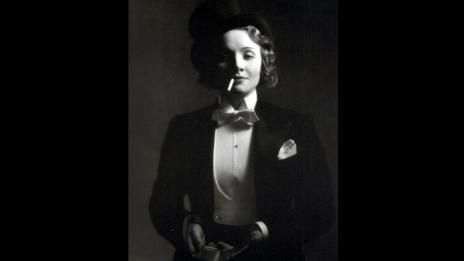 Marlene Dietrich (Morocco / Paramount Pictures)