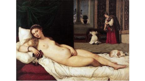 Venus of Urbino by Titian (GL Archive / Alamy)