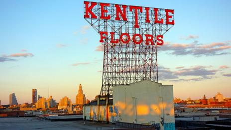 Kentile Floors (Randy Duchaine/Alamy)