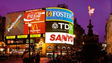 Piccadilly Circus (Alamy)