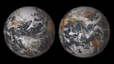 (Nasa/JPL-Caltech/NOAA)