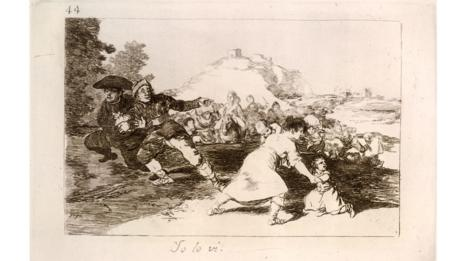 (Goya: Plate 44/ The Folio Society)