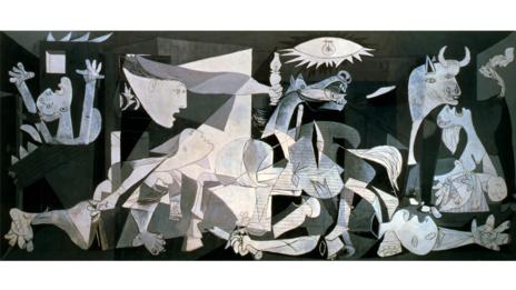 Pablo Picasso's Guernica (The Print Collector / Alamy)