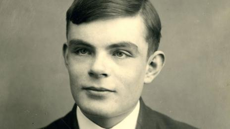 Alan Turing (Getty Images)