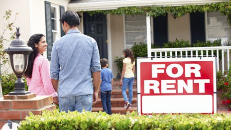 In the US, a third of households are renter-occupied. (MonkeyBusinessImages/Thinkstock)