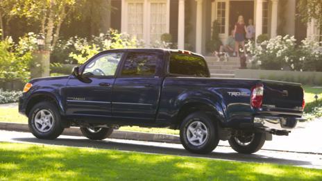 2004 Toyota Tundra. (Toyota Motor Sales)