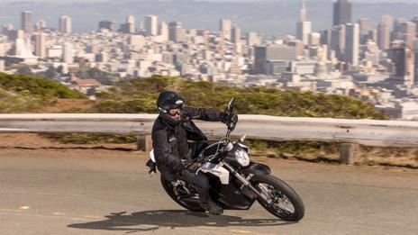 (Zero Motorcycles)