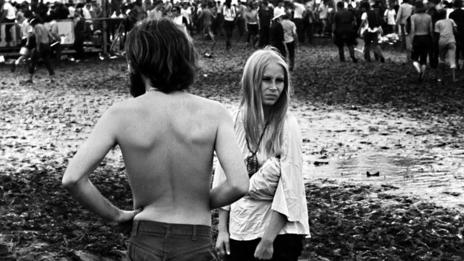 Woodstock (Everett Collection/REX)