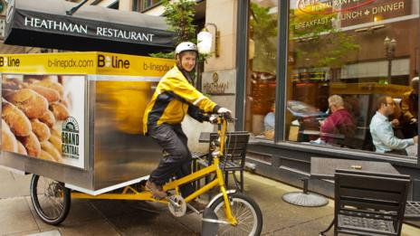B-Line Sustainable Urban Delivery
