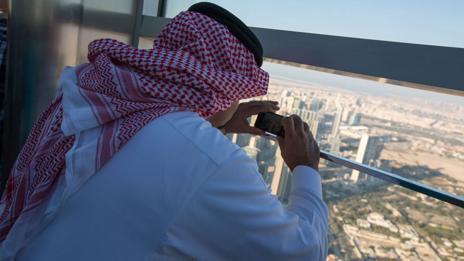 Dubai's Burj Khalifa (Jeremy Sutton-Hibbert/Alamy)