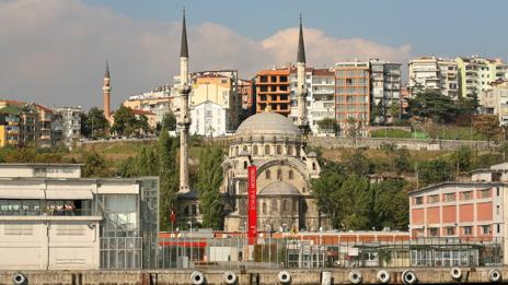Istanbul Modern viewed from the Bosphorus (Credit: Alamy)