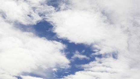 Cloud-watching - every procrastinator's favourite hobby (Thinkstock)