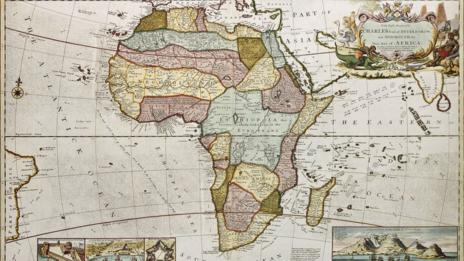 How Africa was seen in the 1700s (Thinkstock)