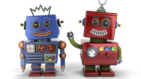 Could robots one day be sentient enough to be ticklish? (Thinkstock)