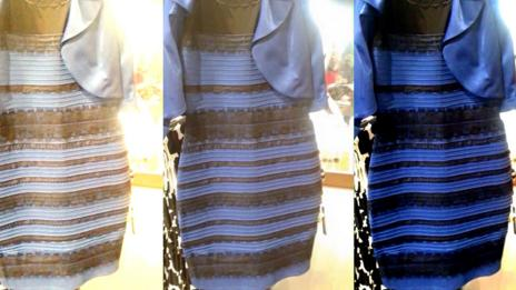 In a short space of time, 'The Dress' whipped the internet into a frenzy