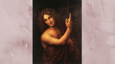 (Credit: St John the Baptist/Leonardo da Vinci/Wikipedia)