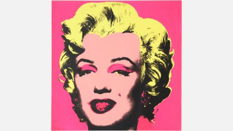 Warhol's 1967 series Marilyn Monroe has also inspired fashion designers