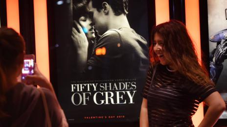 Fifty Shades of Grey made $570m worldwide