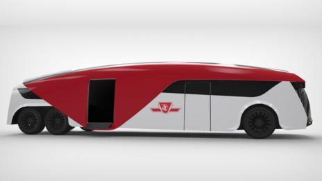 Xoupir city bus concept