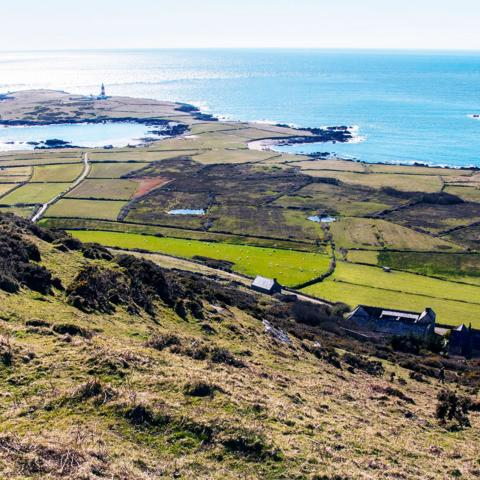 Bardsey, Wales, Britain, United Kingdom, Europe (Credit: Credit: Amanda Ruggeri)