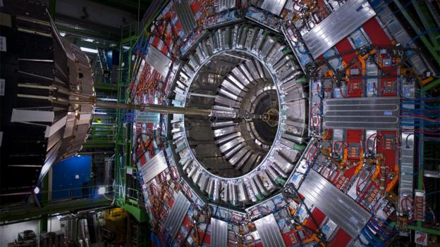 CMS experiment, Large Hadron Collider (Copyright: Cern)