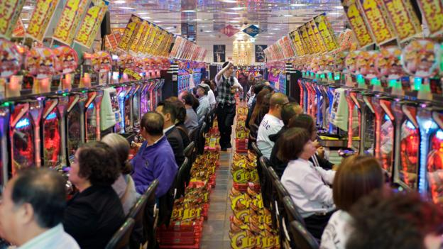 BBC - Travel - The big business of Japan's pachinko parlours