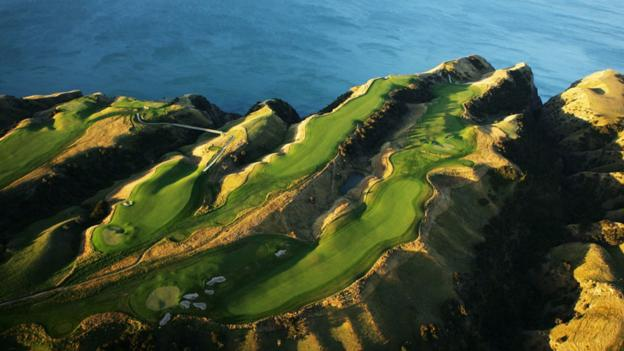 Bbc Travel Seven Awe Inspiring Golf Courses