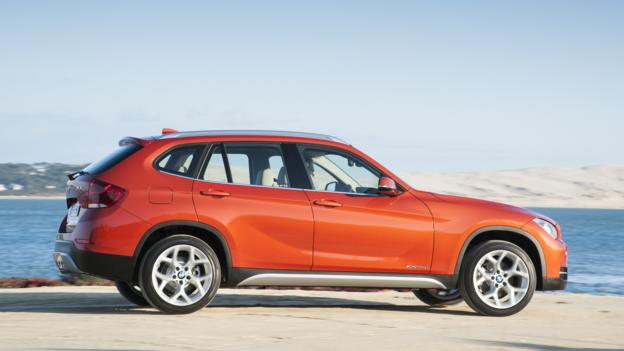 2013 BMW X1 xDrive28i (Credit: BMW Group)