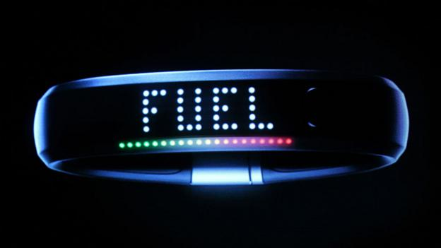 Nike's fuelband